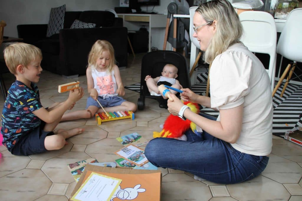 virtuosi kids atelier musical famille