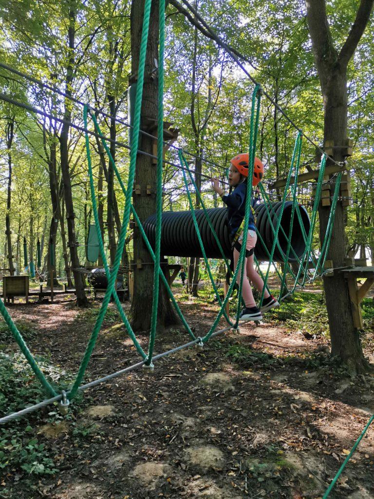Nolimit aventure chevry cossigny parc de loisirs accrobranche