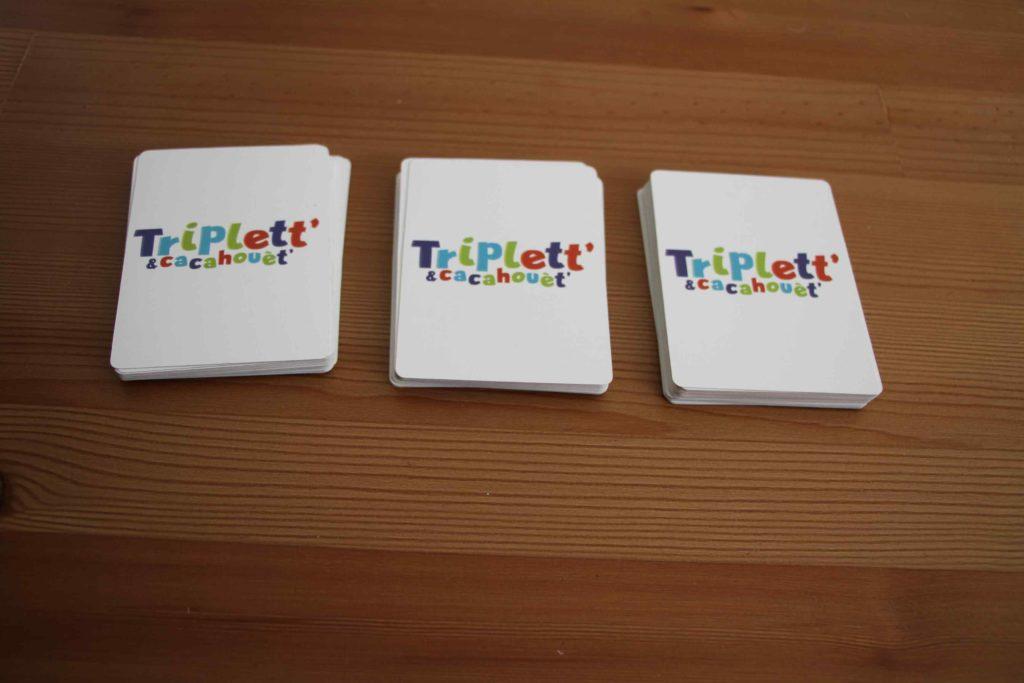 triplett & cacahouèt jeu d'observation de widyka