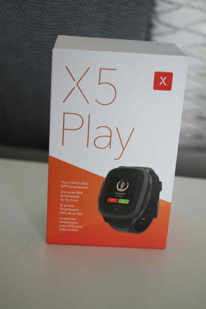 montre connectée enfant x5 play xplora