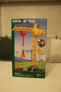 grue géante brio world