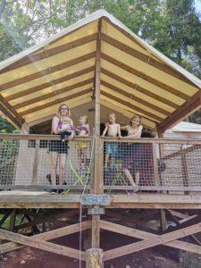 logement insolite baie de somme ecolodge camping le clos cacheleux
