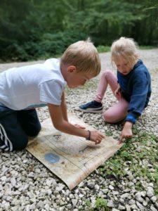 Nolimit aventure chevry cossigny parc de loisirs chasse au trésor