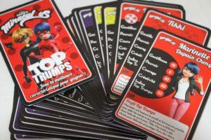 top trumps jeu de cartes